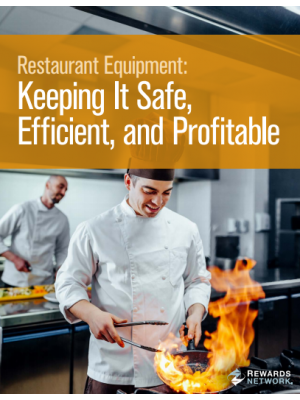 Restaurant Equipment: Keeping It Safe, Efficient, and Profitable