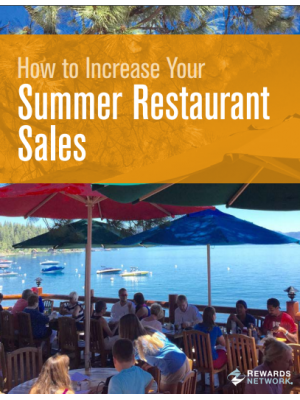 How to Increase Your Summer Restaurant Sales