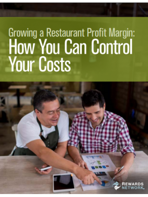 Growing a Restaurant Profit Margin: How You Can Control Your Costs