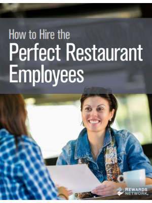 How to Hire the Perfect Restaurant Employees