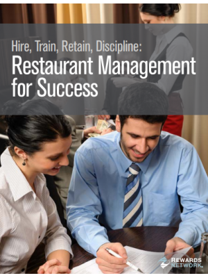 Hire, Train, Retain, Discipline: Restaurant Management for Success
