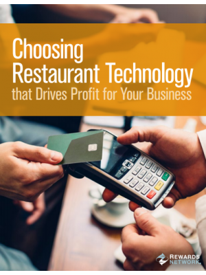 Choosing Restaurant Technology That Drives Profit for Your Business