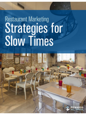 Restaurant Marketing Strategies for Slow Times