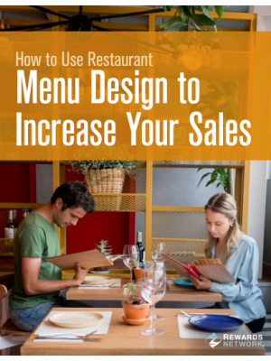 How to Use Restaurant Menu Design to Increase Your Sales