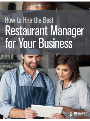 How to Hire the Best Restaurant Manager for Your Business