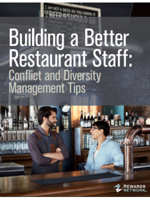 Building a Better Restaurant Staff Conflict and Diversity Management Tips