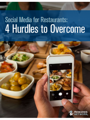 Social Media for Restaurants: 4 Hurdles to Overcome