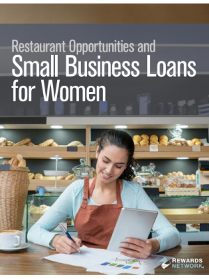 Restaurant Opportunities and Small Business Loans for Women