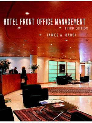Hotel Front Office Management - Third Edition