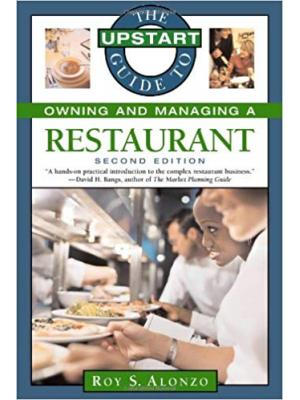 Upstart Guide to Owning and Managing a Restaurant