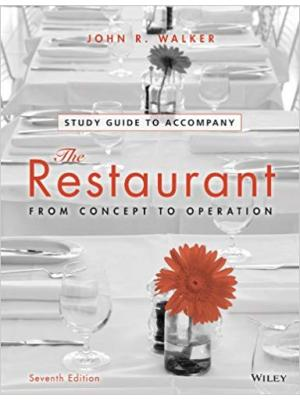 The Restaurant: From Concept to Operation (Seventh Edition)