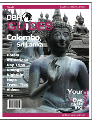 Colombo, Sri Lanka City Travel Guide 2013: Attractions, Restaurants, and More...