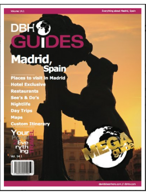 Madrid, Spain City Travel Guide 2014: Attractions, Restaurants, and More...