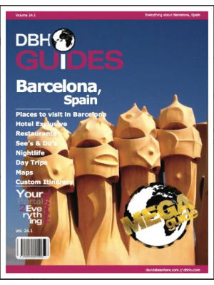 Barcelona, Spain City Travel Guide 2013: Attractions, Restaurants, and More...