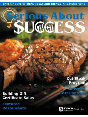Serious about Success Issue 02, 2006-10 Food Industry, Restaurant & Catering eMagazine