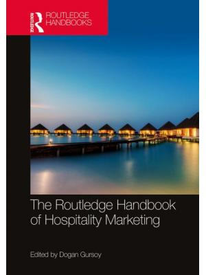 The Routledge Handbook of Hospitality Marketing